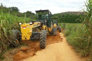 Patrolamento em Linhares na zona rural