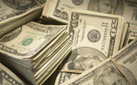 história do dolar