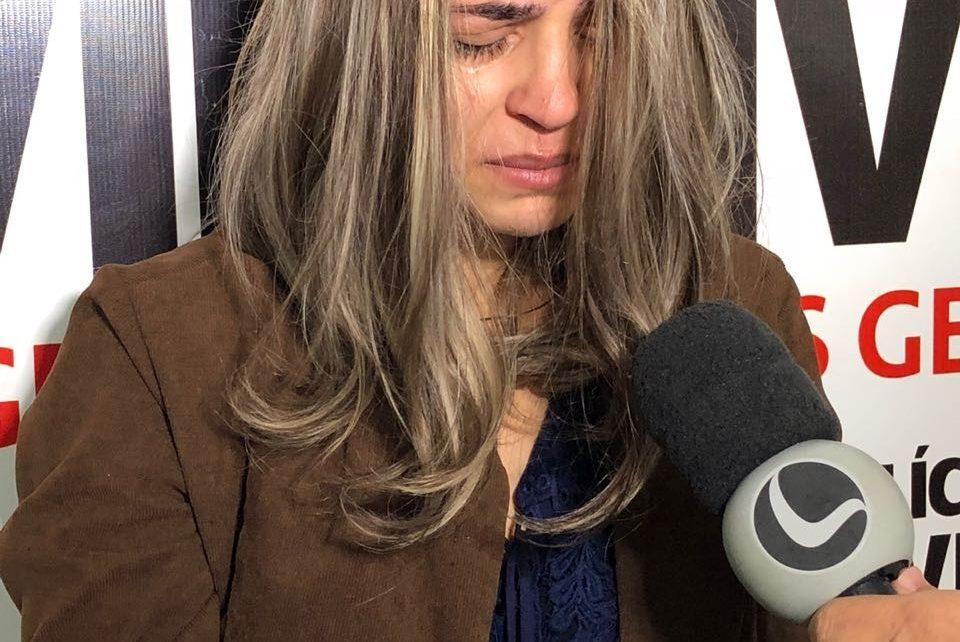Juliana ainda presa no DPJ do município