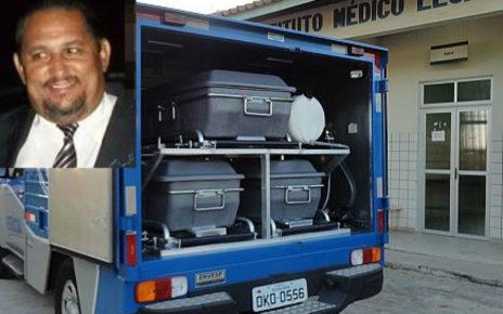 O empresário Luciano Francisco da Silva, de 53 anos, que era proprietário do Sacola Cheia – voltado para produtos da hortifrucultura