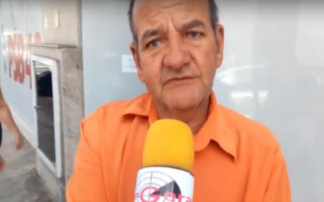 Acampados em Linhares querem indenização da Samarco