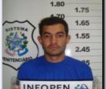 Claudemir Soares da Silva, fugitivo site de noticias em linhares radargeral.com
