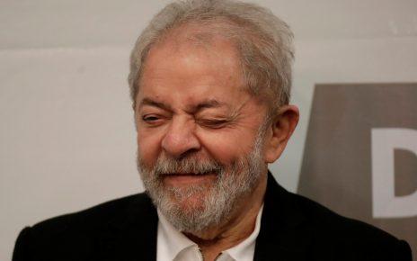 Lula sai da prisão TR4 RS