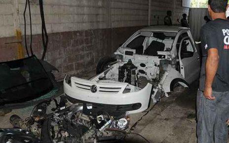 Altair contou a PM que os veículos furtados por ele, entre eles, um Volkswagen Gol 1000, são vendidos por cerca de R$ 2 mil para serem desmontados no interior de Rio Bananal