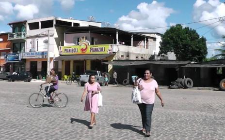 Sede do município de Itabela (BA) jornal de noticias de Linhares es