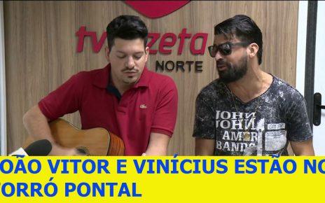 JOÃO VITOR E VINICIOS FORRÓ PONTAL SITE DE NOTIVIAS EM LINHARES ES