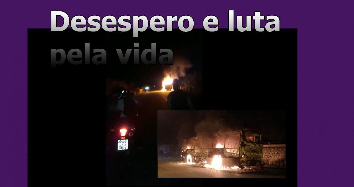 onibus em chamas em porto seguro estudantes conseguem escapar uma pessoa morreu radargeral.com