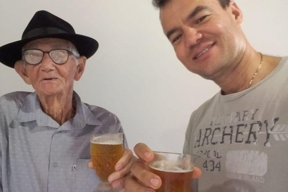 evaristo bozzi 96 anos exemplo de vitalidade radargeral.com