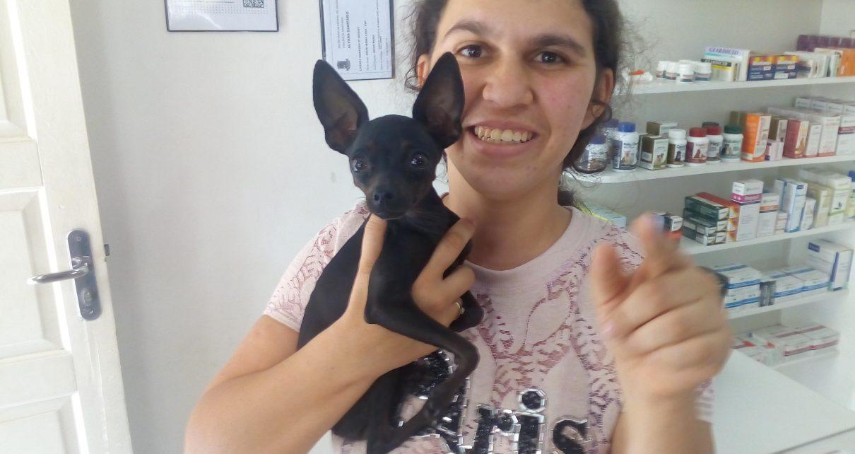 BELINHA - A dona da casa no Conceição, em Linhares (ES) radargeral.com site de noticias de linhares es