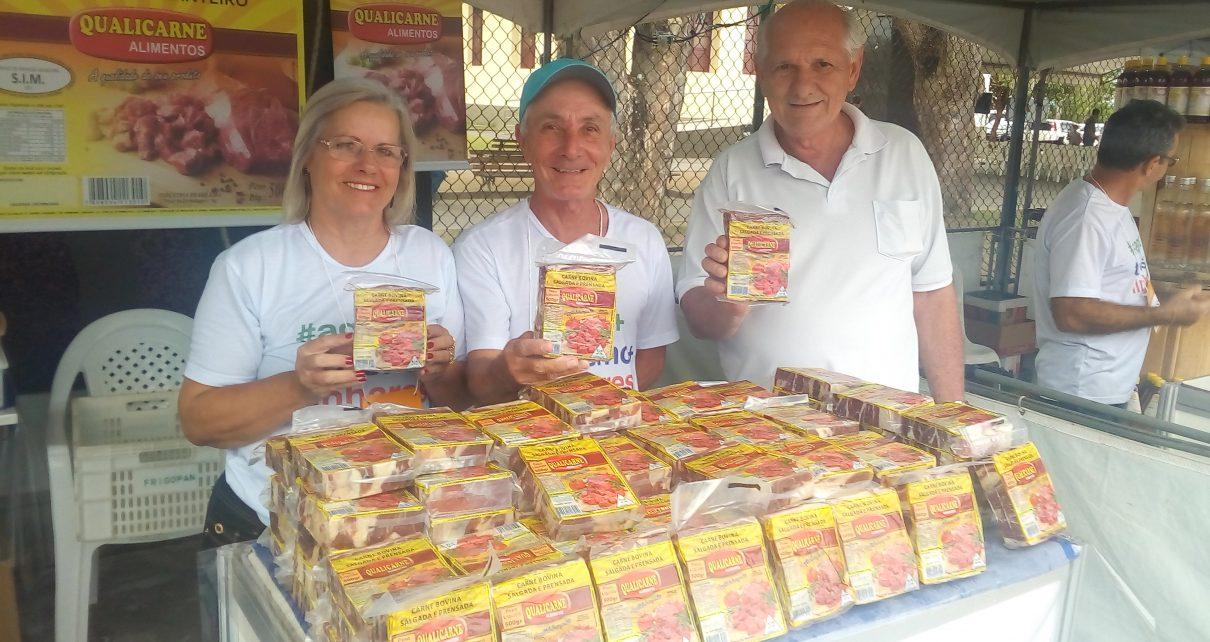 Termina hoje (19) o 1º. Festival de Cultura e Gastronomia de Linhares, que começou na sexta-feira na Praça 22 de Agosto, na Rua da Conceição, no Centro de Linhares, Norte do Espírito Santo radargeral.com