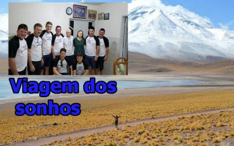 Oito membros da família Cesconetto, moradores em Linhares, no Norte capixaba, começaram na última segunda-feira (13) uma viagem por seis estados brasileiros até chegar ao Peru, na América Andina radargeral.com