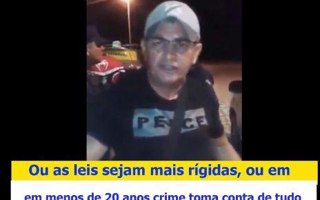 preso maior matador pistoleiro desabafo de policial radargeral.com