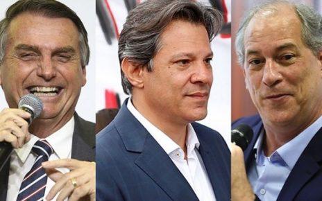 bolsonaro lidera com folga no ES diz pesquisa radar geral radargeral.com