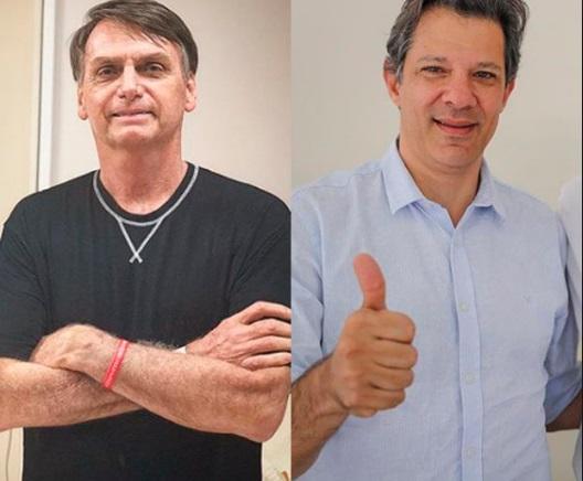 bolsonaro lidera em são paulo 25 de outubro foto internet