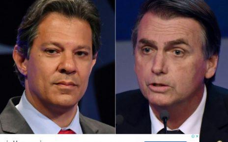 outubro pesquisa paraná 60,1 eleições 2018 bolsonaro foto internet