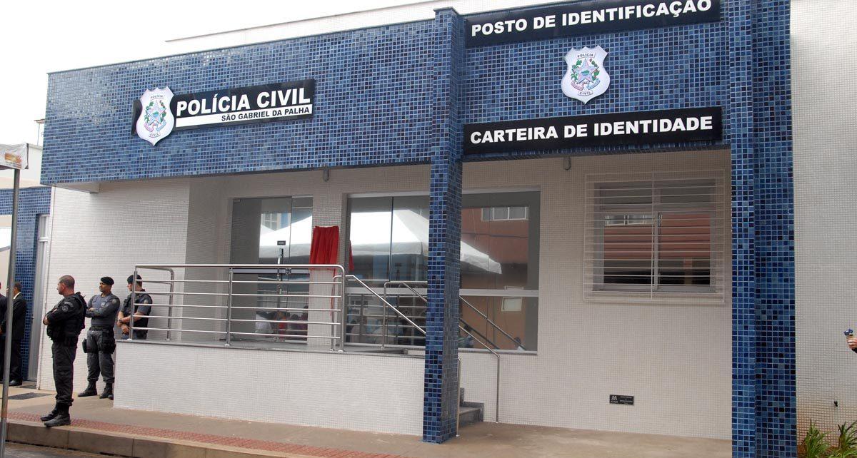 RADARGERAL.COM DELEGACIA SÃO GABRIEL DA PALHA ES