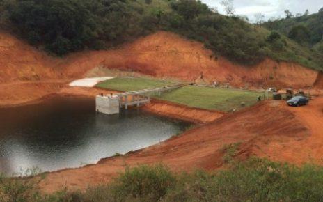 barragem sao roque do canaã risco de rompimento radargeral