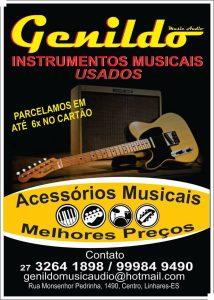 genildo instrumentos musicais linhares radar geral