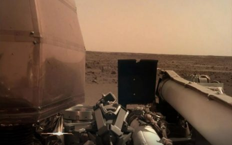 robô foto de marte superficie radargeral