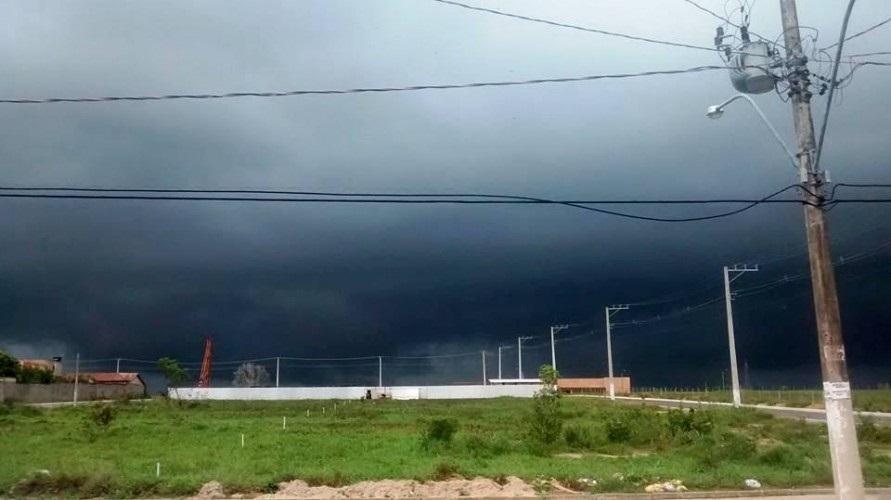 chuva final de semana em linhares es radargeral