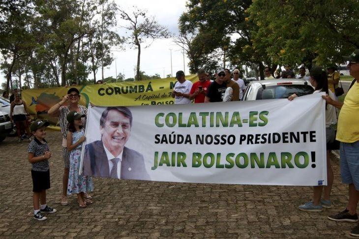 colatina marca presença na posse de bolsonaro raargeral.com
