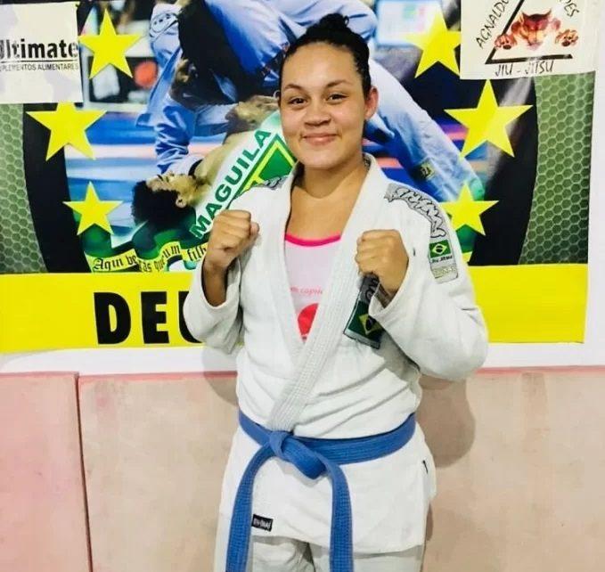eudarda gonza atleta linharsense jiu jitsu camepeã brasileira radargeral site de noticias de linhares