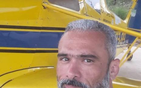 fernando aparecido bahia morre acidente avião radargeral