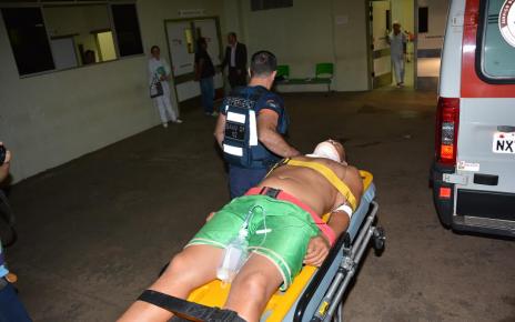 tres baleados em povoação ES RADARGERAL.COM