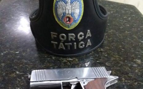 encontrada arma no nova esperança em linhares radargeral.com