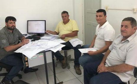 JOAO NEIVA OBRA DE REVITALIZAÇÃO DE AVENIDA RADARGERAL