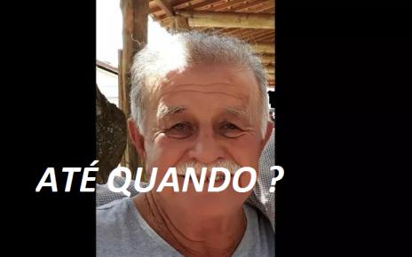 O ex-vereador Ione Belarmino Alves, de 70 anos, foi morto a tiro,