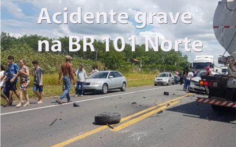 acidente br 101 linhares posto jequitibá km 135 radargeral.com