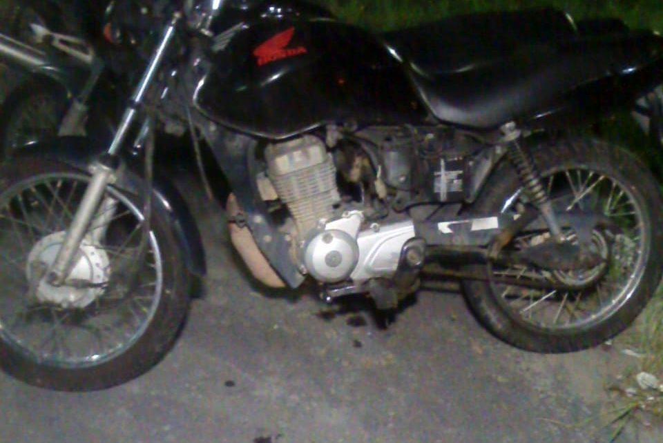 motocicleta roubda em linhares es