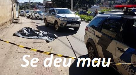 pm reage a assalto e mata bandido em cariacica radargeral