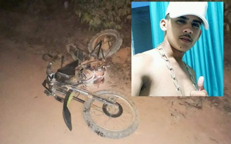 rian morto pontal do ipiranga acidente motocicleta