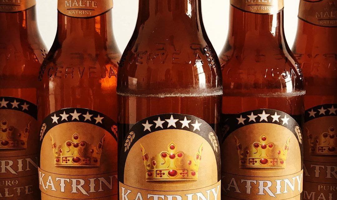 FABRICA DE CERVEJA EM COLATINA cervejas da Katriny Malt's