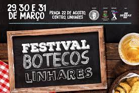 festival de botecop linhares es