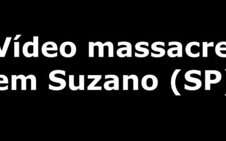 video massacre escola em suzano