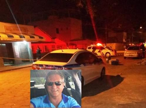 taxista morto com 15 facadas em linhares