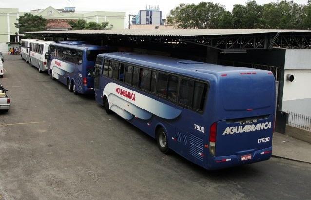 Ônibus da Viação Aguia Branca é assaltado em São Mateus 3
